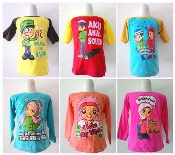 baju anak muslim islami